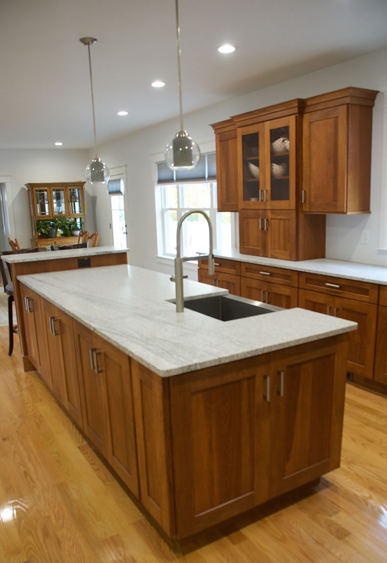 Duke White Leathered Granite