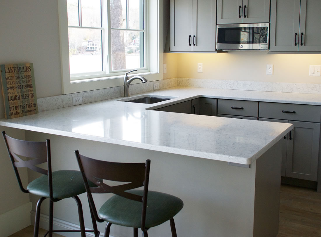 Blanco Orion Silestone Quarty