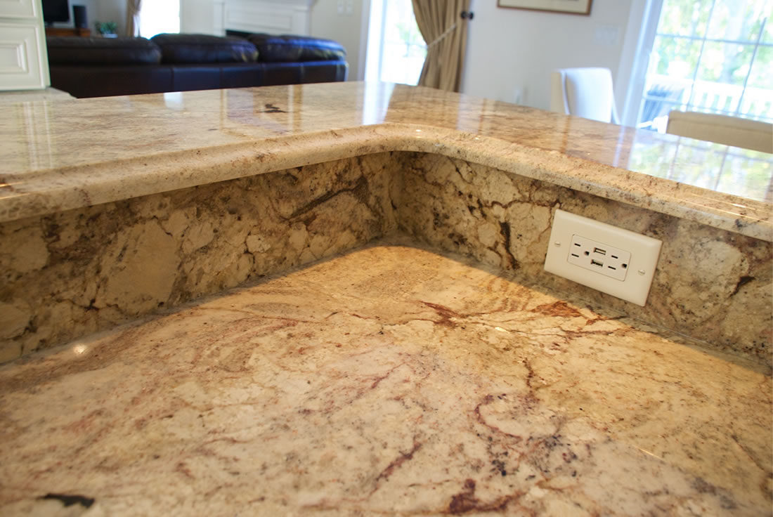 Bordeaux Dream Polished Granite
